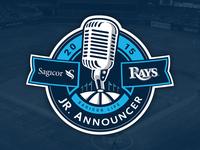 Sagicor Junior Announcers Logo