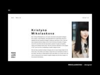 MIKOLASKOVA! — designer (02)
