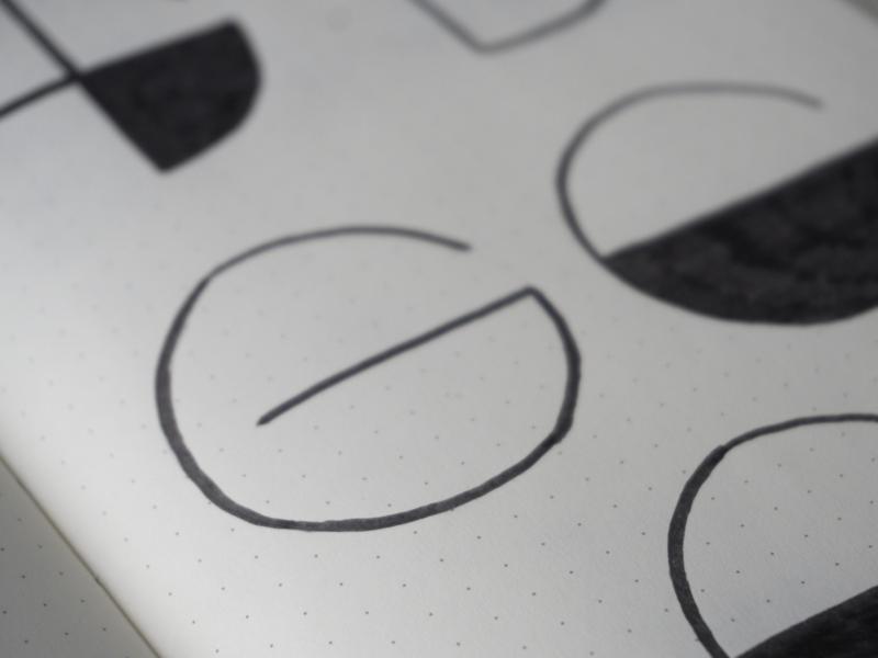 GLAMI - Logo Concepts typography symbol minimalist minimal mark logotype logomark glami g drawing letters drawing draw concept design logo compact visual identity identity brand identity brand branding