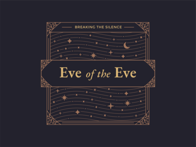 Advent: Eve of the Eve