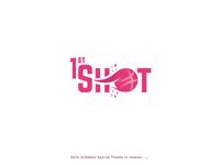 1st Shot Logo Design