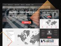 RAMP Homepage Design