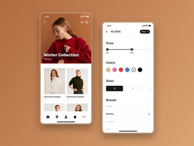 Blume - Shopping App UI Kit