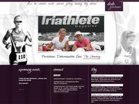 Dede Griesbauer - website design
