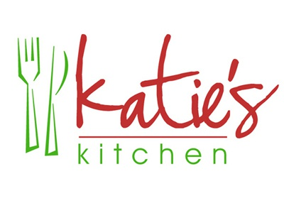Katie 39 s kitchen logo design by laurabeth chandler dribbble for Kitchen design logo