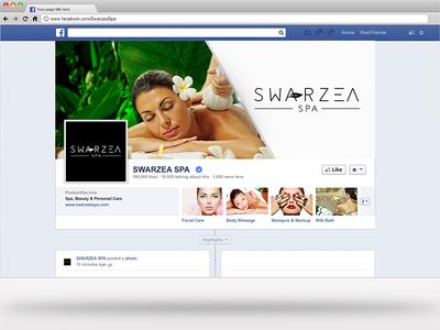 Simple Facebook Cover Design