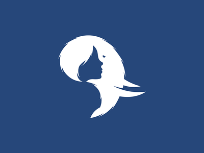 Mammoth Cold Brew design illustration vector brand branding logo icon figure female mammoth coffee cold brew