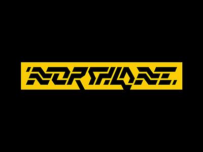 Northlane metal logo northlane merch band merch design vector logodesign box logo box text typography logo design streetwear identity band logo brand logo