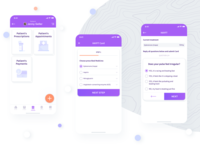 Care.Card Design Contest 2019 presentation design motion animation doctor app patient app healthcare ios app design mobile app userinterface visual design ux design casestudy interaction design contest solve care carecard designconcept