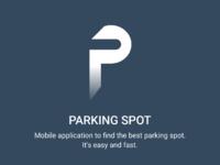 Parking spot app