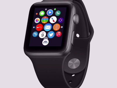 Voice Command for Smart Watch App cards rentapp sendingcash payment adobexd voice search applewatch smartwatch voice assistant voicecommand animation xddailychallenge prototype motion