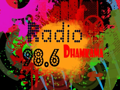 Radio Dhamaka promotion poster