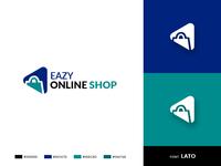 Eazy online shop - Shopping website logo