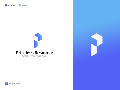 New Logo Design | P Letter Logo