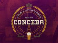 CONCEBA - logo design