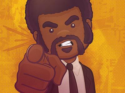 Jules Modafoca nerdstore illustration vector