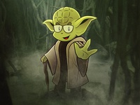 Nerdinho Yoda