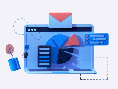 Make it simple landingpage 3d model rendering vray texture games app gif motion 3d animation ui ux render landing page building game isometric lowpoly 3d illustration