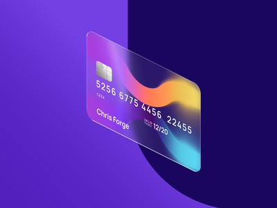 3D Frosted Glass Credit Cards frosted template blur glass mockups fintech financial money payment figma translucent cash crypto cards credit 3d