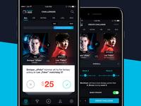 Flwless eSport App #2
