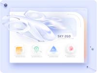 Drone Dashboard Concept