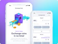 CakeWallet - Exchange