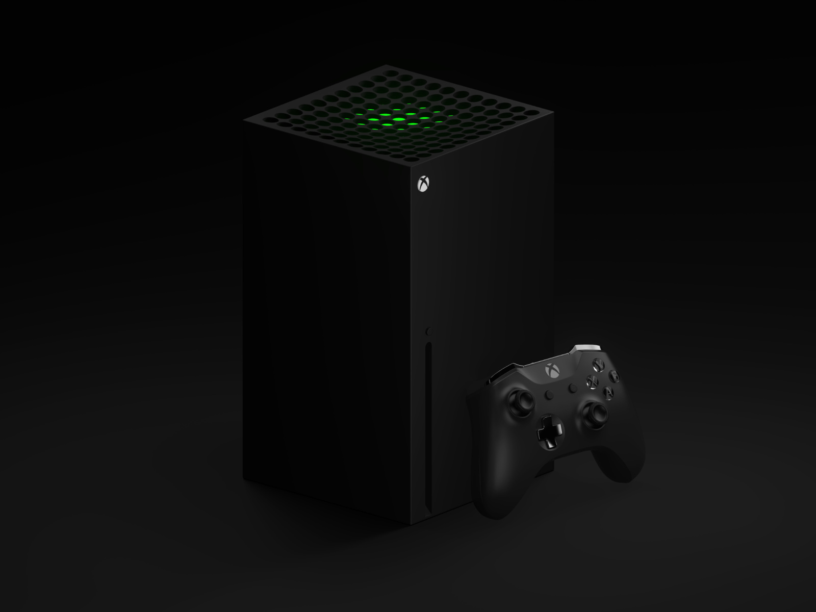 Xbox Series X By Michal Sambora For Itmagination On Dribbble