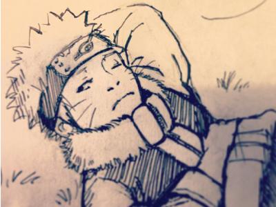 Is it summer yet? naruto ninja shinobi relaxing summer anime manga
