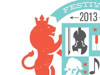 Classical Music Festival design