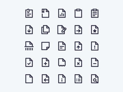 Files icons document file files ui icons icon set icon design pixel perfect icon