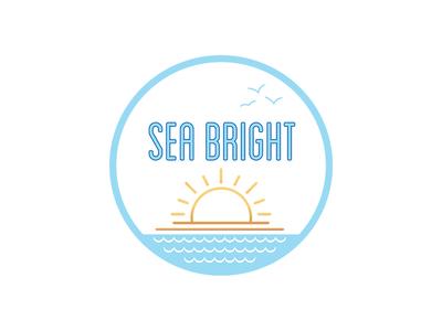 Sea Bright, NJ Geofilter waves sunrise ocean bright sea geofilter snapchat