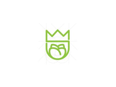 King Salad Logo