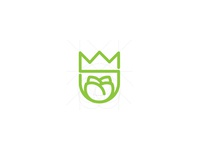 King Salad Logo