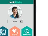 Health Minder Prototype