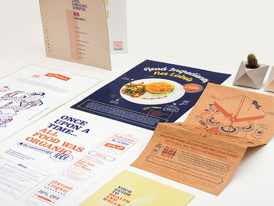 Barakah Marketing Collateral brochure flyer booklet editorial health mind exercise yoga people girl woman