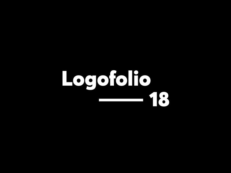 Logofolio collection minimalistic symbols marks logofolio identity design identity design branding design branding logo