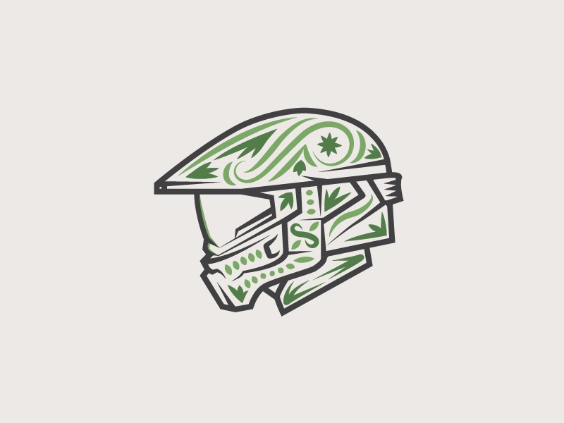 Master Chief By Austin Remer On Dribbble