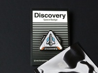 Discovery Badge Pin