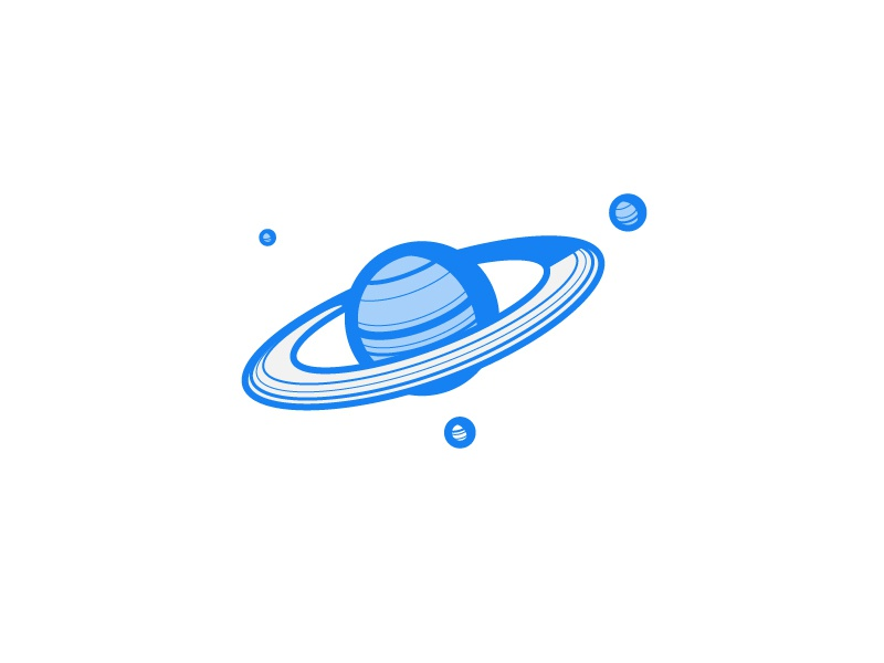 Planet   dribbble  01