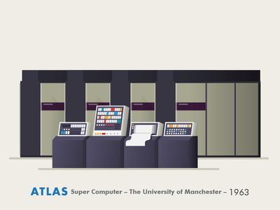 Atlas Super Computer super computer atlas