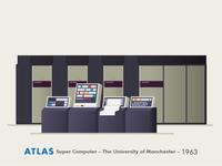 Atlas Super Computer