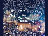 Doodle Art - Creative space