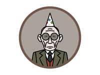 Grandfather from Cube Escape : Birthday