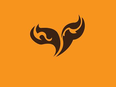 Deer - minimal Logo Design astrology logo astrology animal logo animal indian logo india logo deer