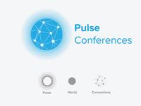 Pulse Conferences - Logo Concept