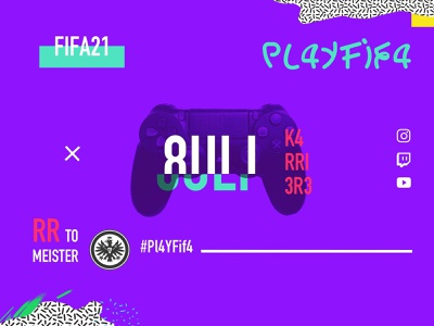 Pl4YFiff4 video cover pic video youtube twitch