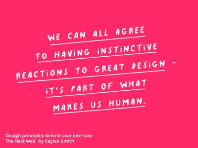 Designcprinciples manifest design