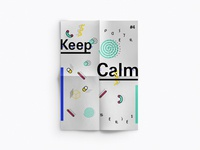 No. 4 poster series keep calm