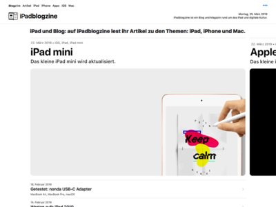 Blogteaser A/B Test - Version C