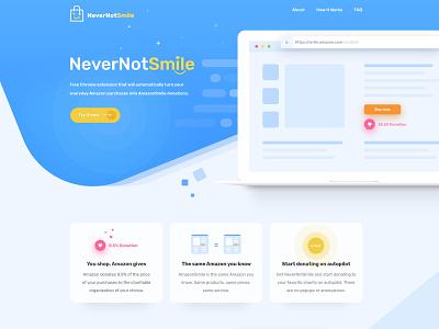 Website Design for Free chrome extension animation corporate wordpress landing webdesign flat web design ux ui